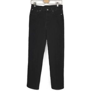 Polo By Ralph Lauren Black Classic Stretch Jeans
